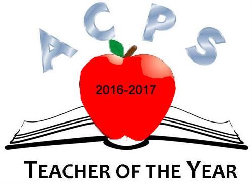 Teacher Of The Year 2017: Teacher of the Year Program   2016 2017 Allegany County Teacher of    ,