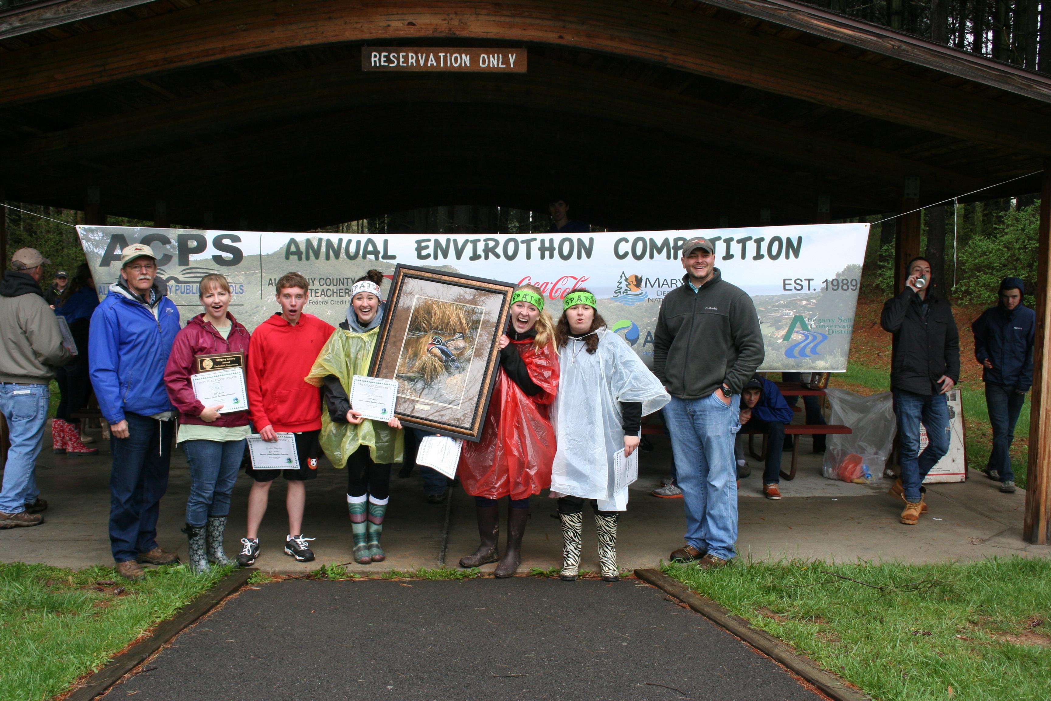 envirothon winners