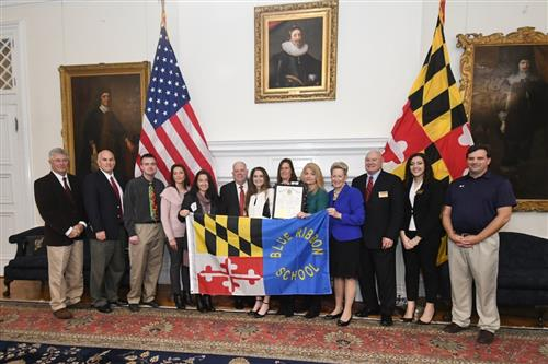 Six Maryland Public Schools Named 2019-2020 State Blue Ribbon Honorees