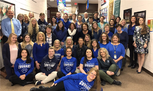 Cash Valley Elementary School Recognized as 2020 National Blue Ribbon School