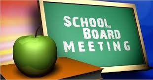 School Board Meeting Scheduled for March 9th at the Career Center