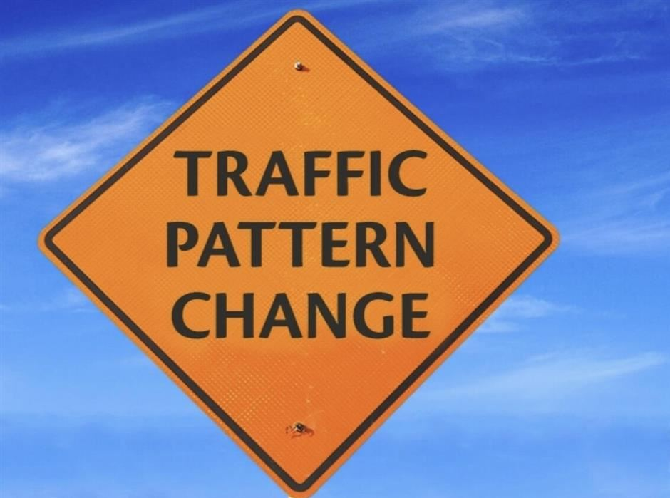 Notice of Change in Traffic Pattern around John Humbird, South Penn Elementary Schools