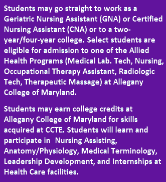 Academy of Health Occupations