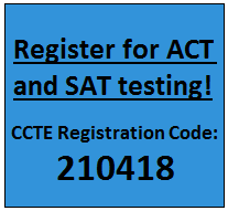 ACT and SAT Codes